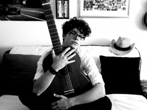 27.06.2013   «Spanischer Abend» mit Moriz Schröckenfuchs, Gitarre