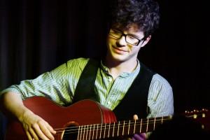 27.06.2013   Bilder «Spanischer Abend» mit Moriz Schröckenfuchs, Gitarre
