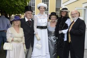 """Freitag, 23. Mai 2104 – Ausstellungseröffnung """"100 Jahre Landesvilla-Jugendstil in Bad Hall"""""""