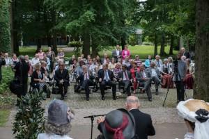 3. Juli 2014 Jugendstilfest - 100 Jahre Landesvilla