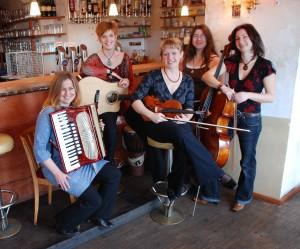 Do., 21.05.2015 | Irish Folk mit den Toora Loora Ladies