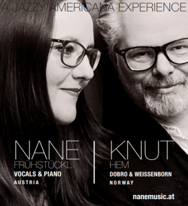 Fr., 17. Nov. 2017 - 19:30 Uhr | Blues & Country-Folk  von Nane & Knut