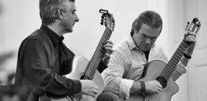 <em>Fr, 2.3.2018 | 19:30</em><br />Marcus Doneus & Clemens Huber, Gitarrenduo