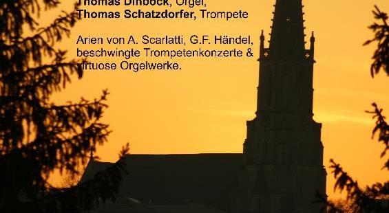 Pfingstmontag, 21.05.18, 19:30 h Festliches Pfingstkonzert in der Stadtpfarrkirche Bad Hall