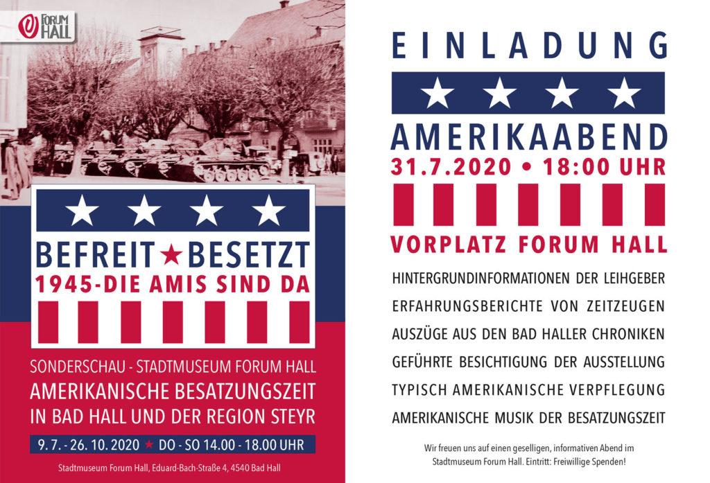 """Amerika-Fest """"mit Abstand"""""""